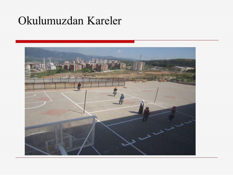 Okulumuzdan Kareler