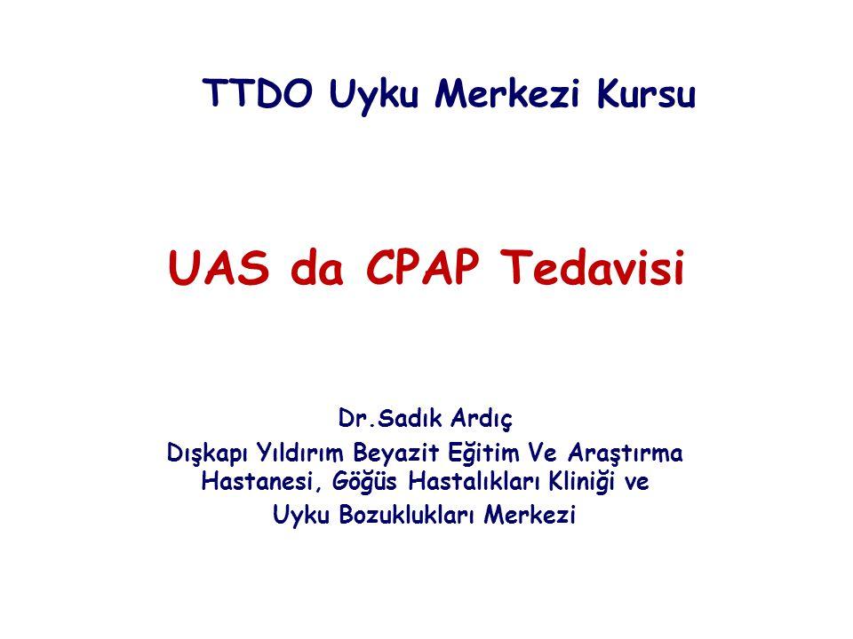 TTDO Uyku Merkezi Kursu Uyku Bozuklukları Merkezi