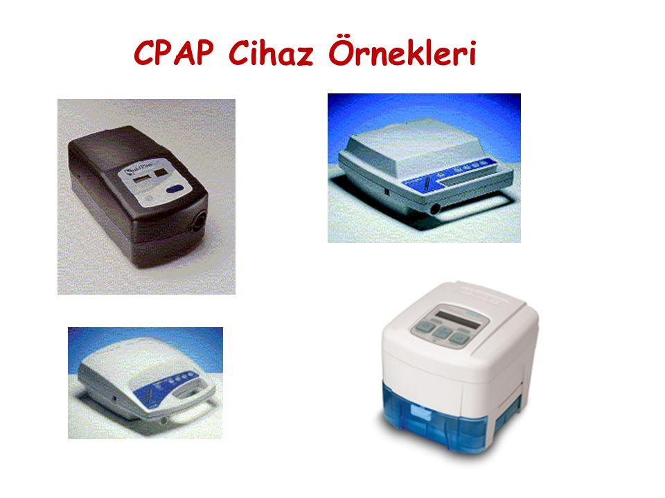 CPAP Cihaz Örnekleri