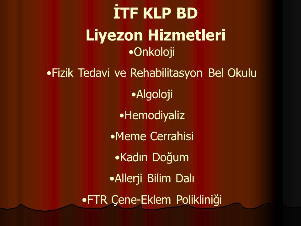İTF KLP BD Liyezon Hizmetleri