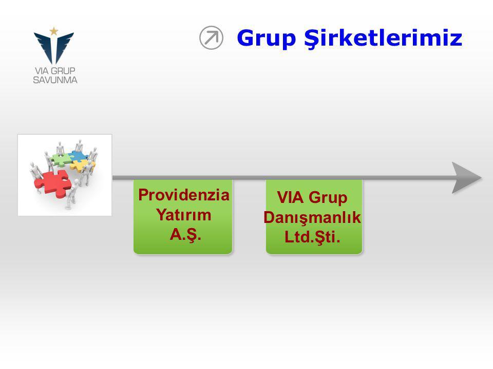Grup Şirketlerimiz Providenzia VIA Grup Yatırım Danışmanlık A.Ş.