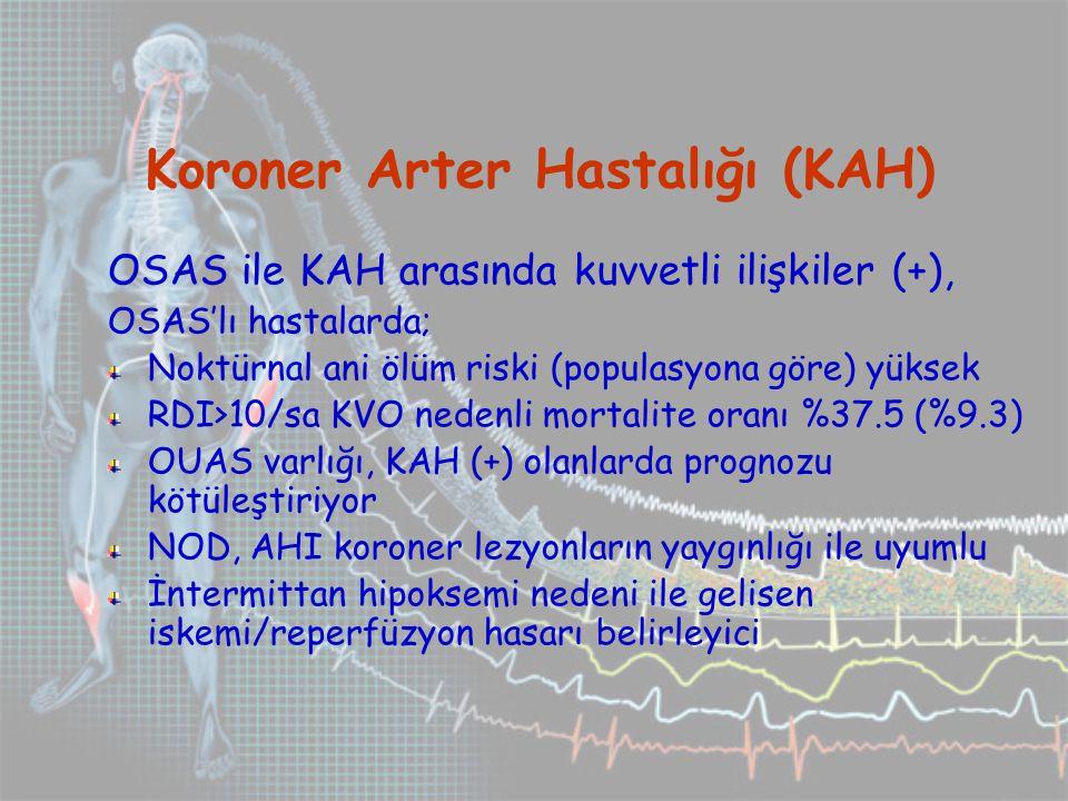 Koroner Arter Hastalığı (KAH)