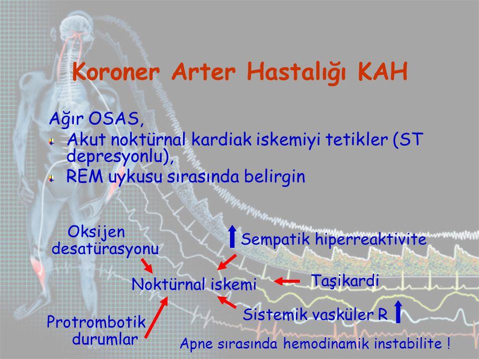 Koroner Arter Hastalığı KAH