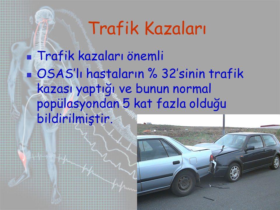 Trafik Kazaları Trafik kazaları önemli