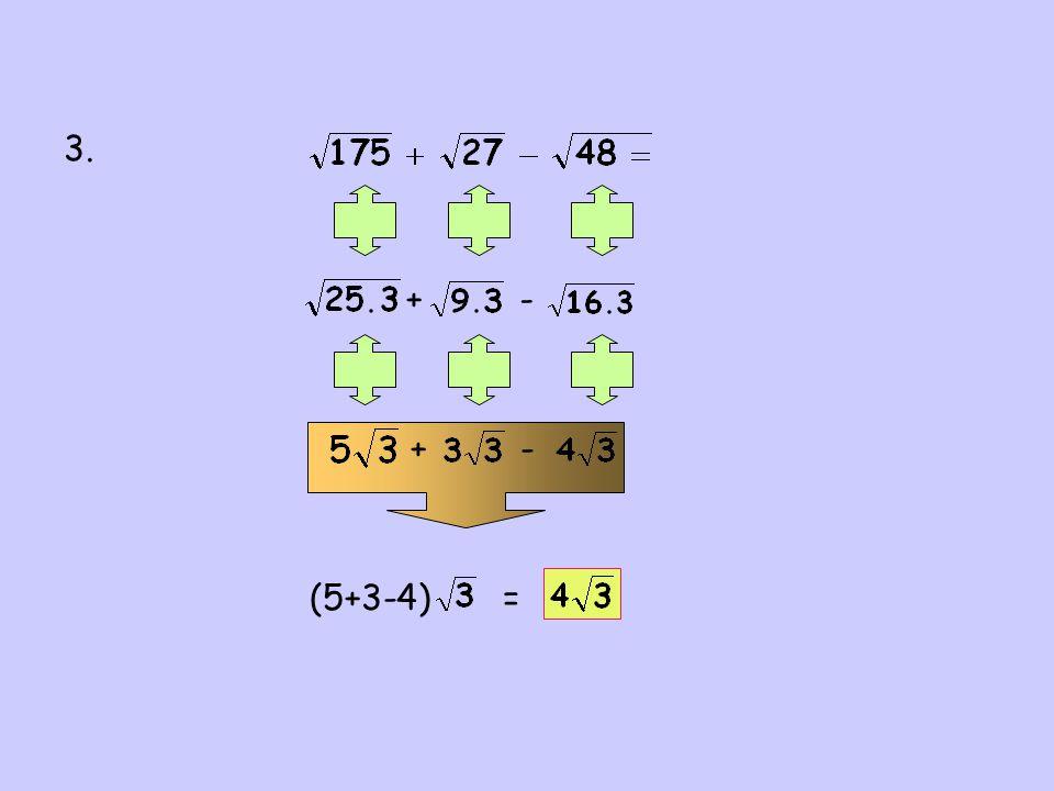 3. + - + - (5+3-4) =
