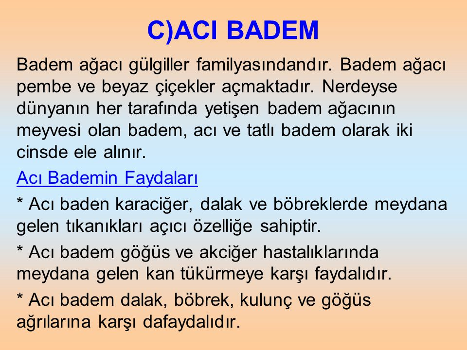 C)ACI BADEM