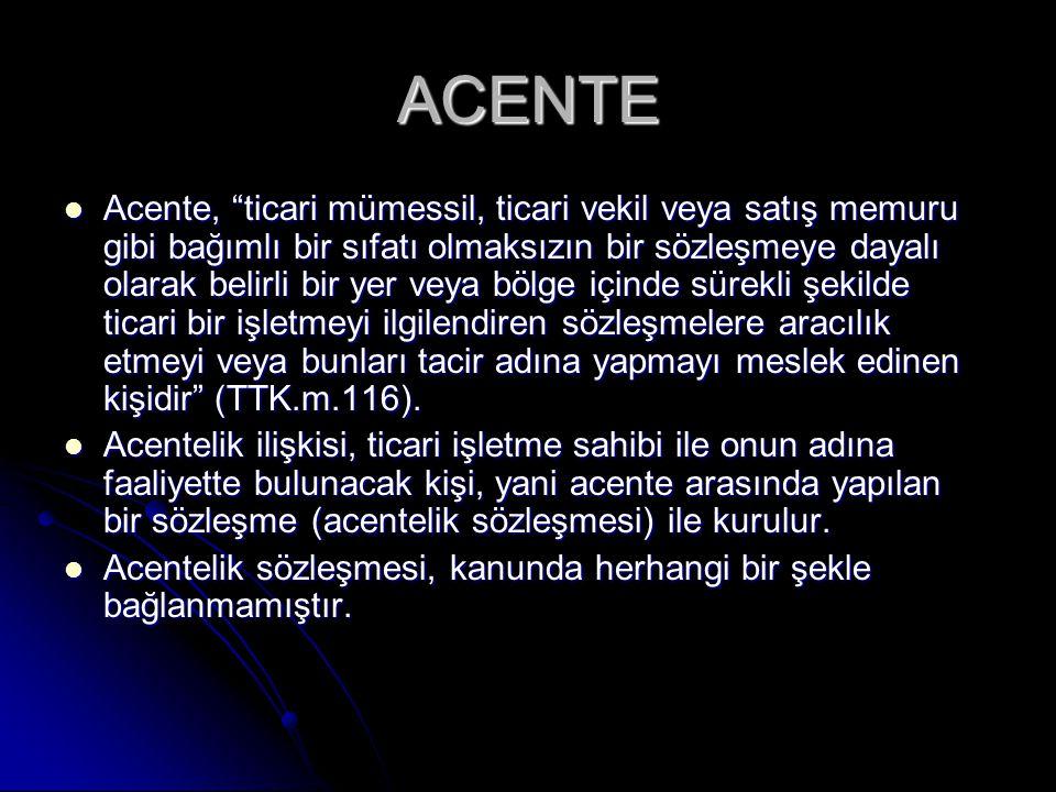 ACENTE