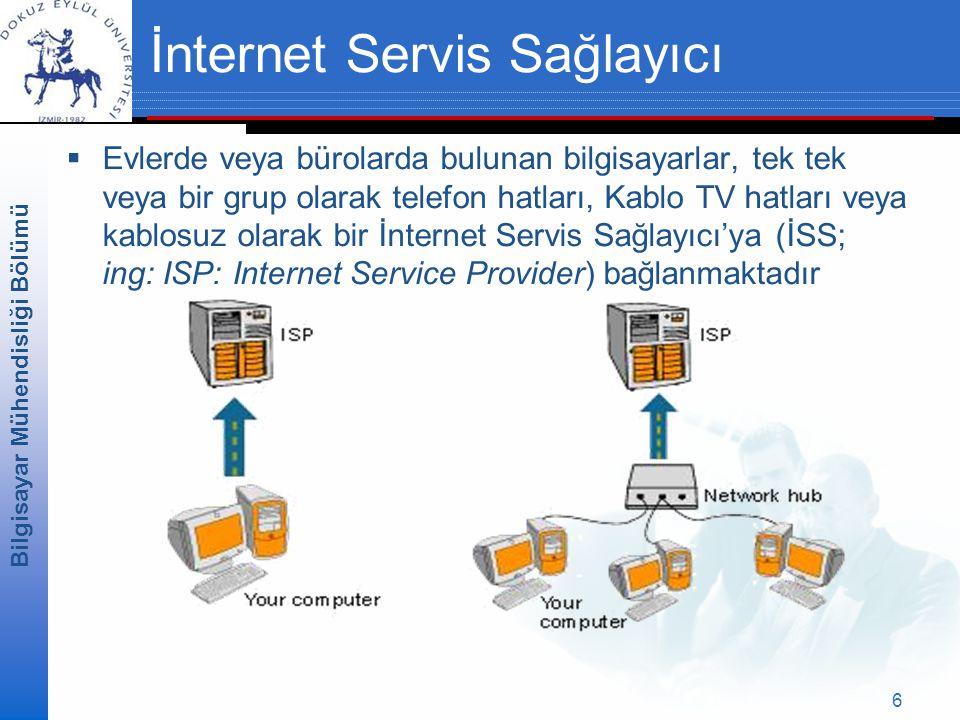 İnternet Servis Sağlayıcı