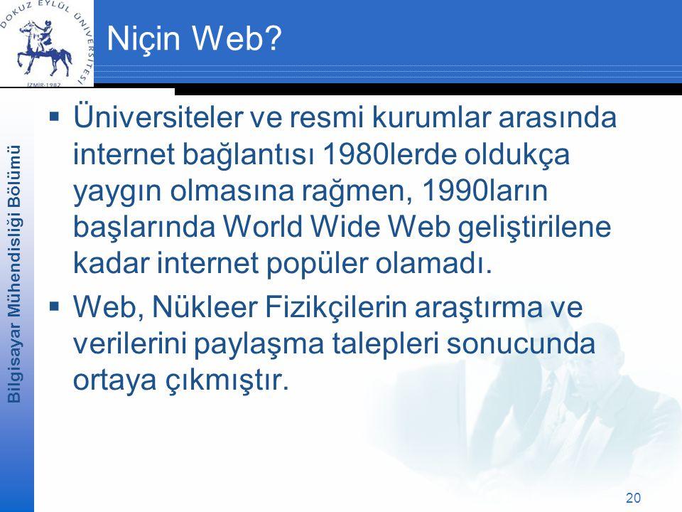 Niçin Web