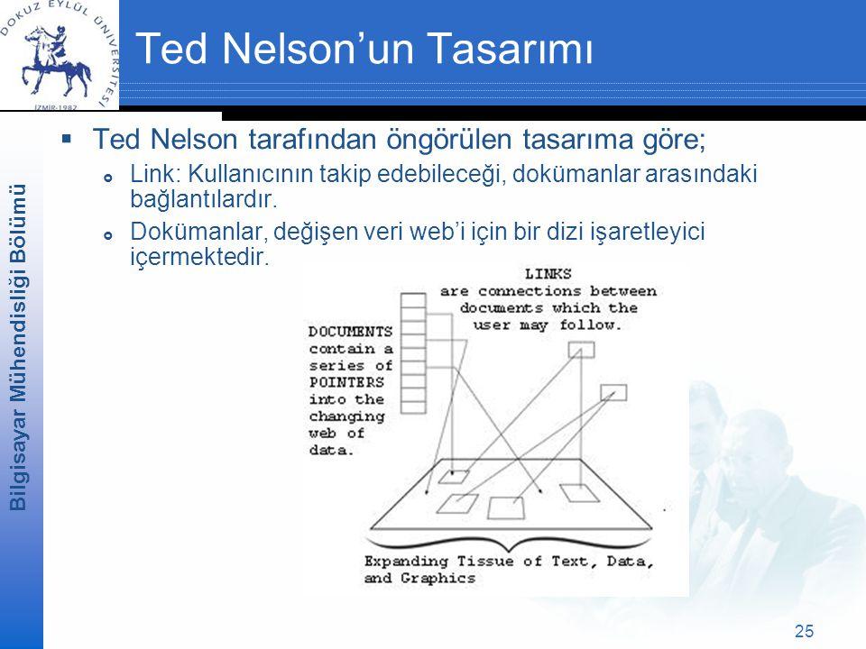 Ted Nelson'un Tasarımı
