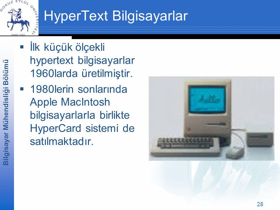 HyperText Bilgisayarlar