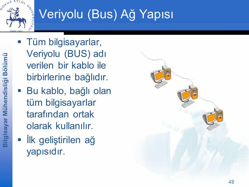 Veriyolu (Bus) Ağ Yapısı