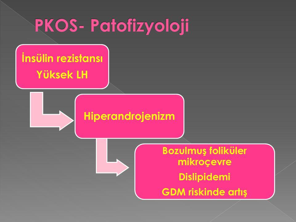 Bozulmuş foliküler mikroçevre