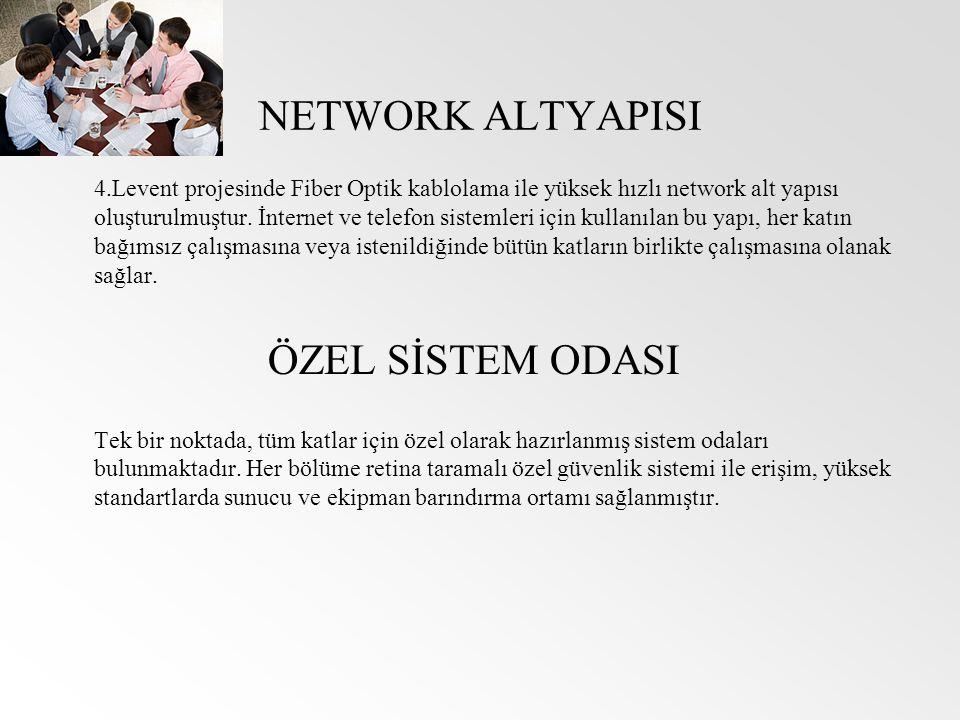 NETWORK ALTYAPISI