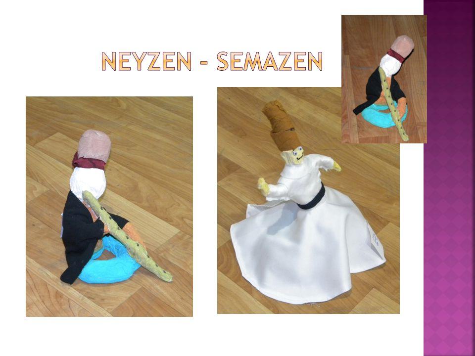 NEYZEN - semazen