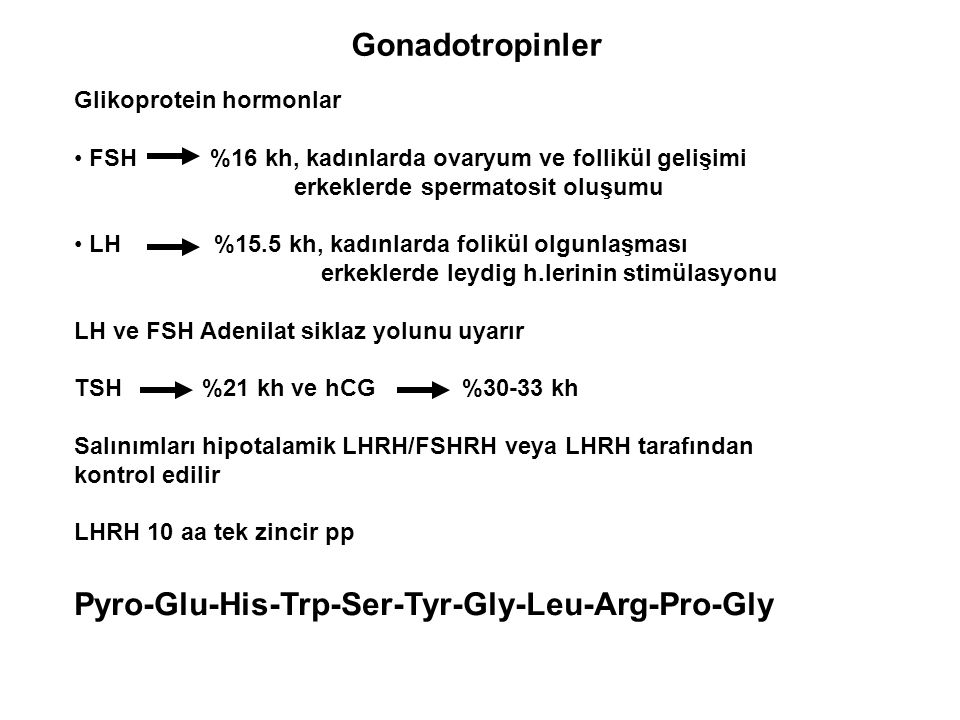 Pyro-Glu-His-Trp-Ser-Tyr-Gly-Leu-Arg-Pro-Gly