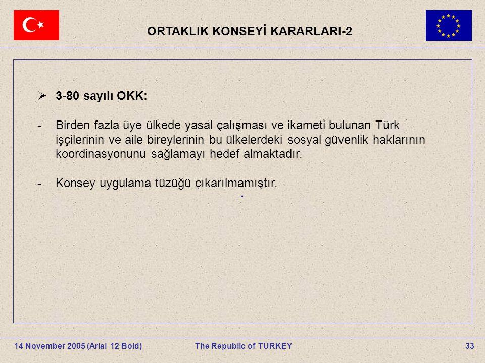 ORTAKLIK KONSEYİ KARARLARI-2