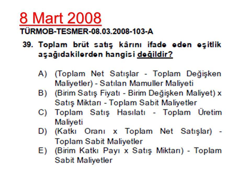 8 Mart 2008