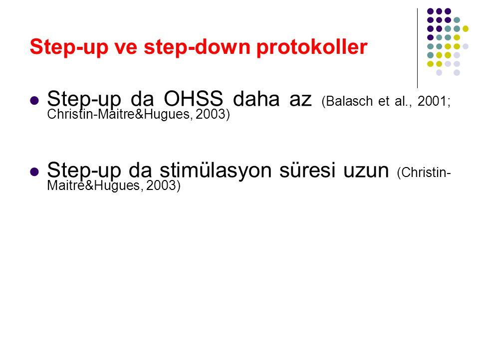 Step-up ve step-down protokoller