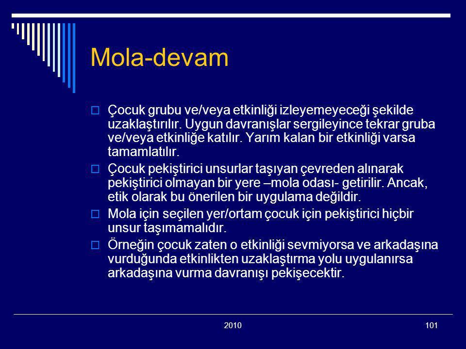 Mola-devam