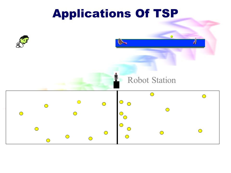 Applications Of TSP Robot Station