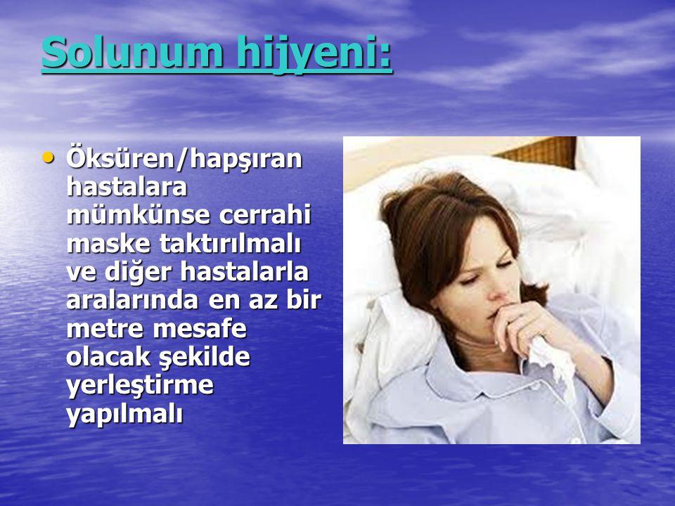 Solunum hijyeni: