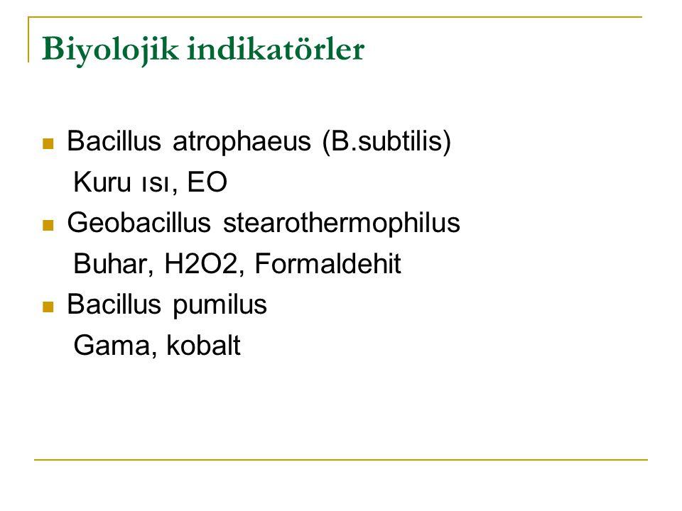 Biyolojik indikatörler