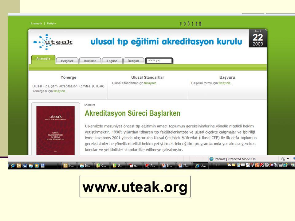 www.uteak.org