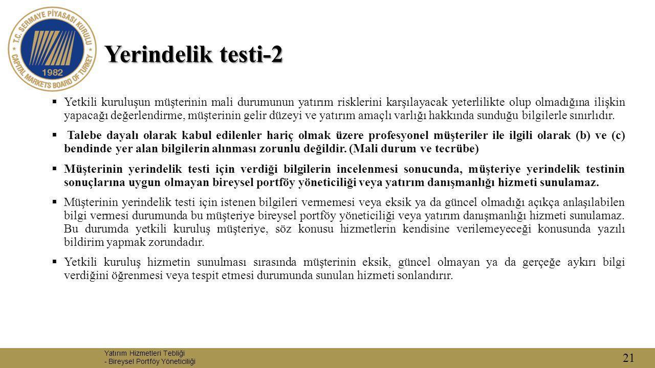 Yerindelik testi-2