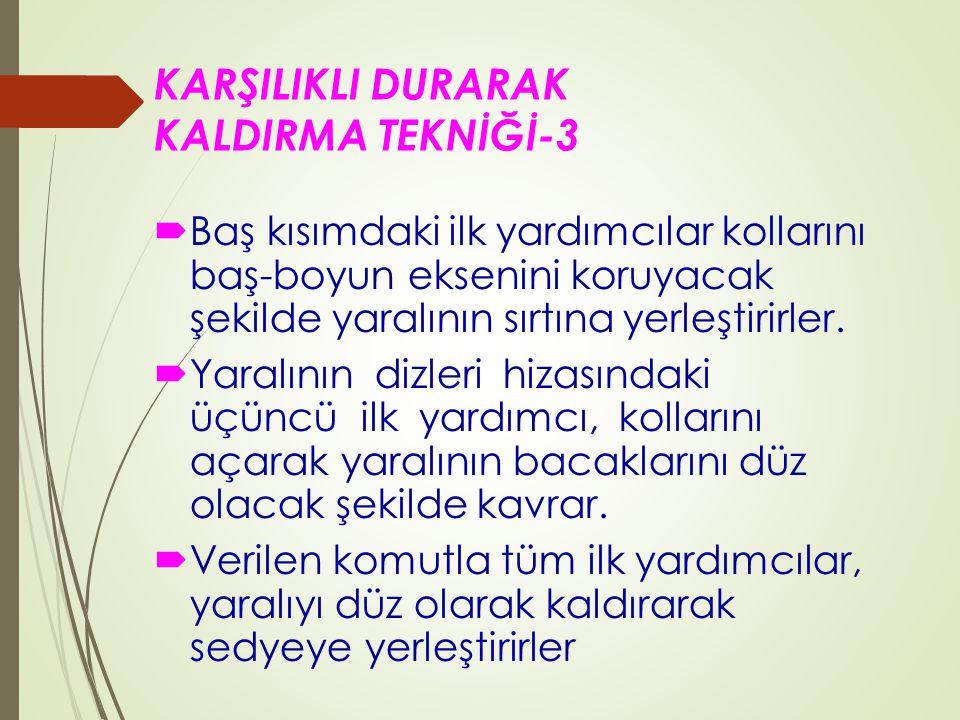 KARŞILIKLI DURARAK KALDIRMA TEKNİĞİ-3