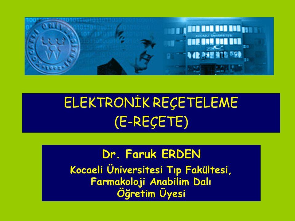 Kocaeli Üniversitesi Tıp Fakültesi, Farmakoloji Anabilim Dalı