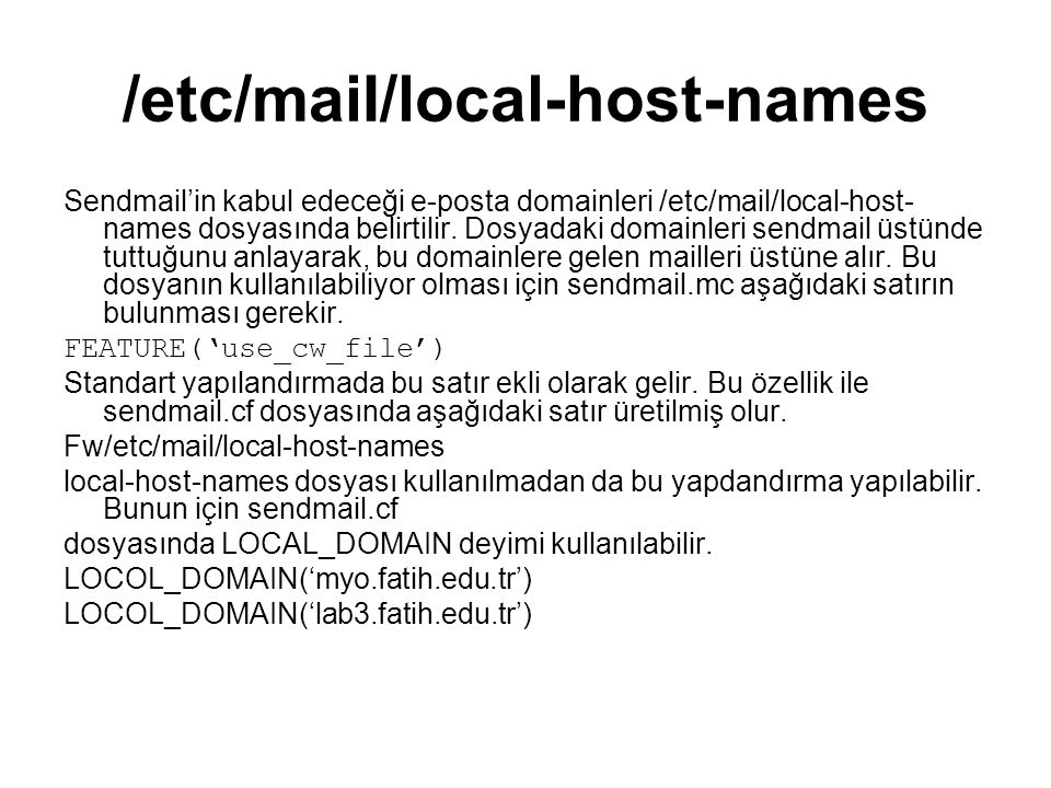 /etc/maiI/local-host-names