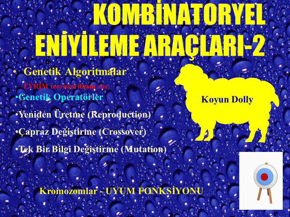 KOMBİNATORYEL ENİYİLEME ARAÇLARI-2