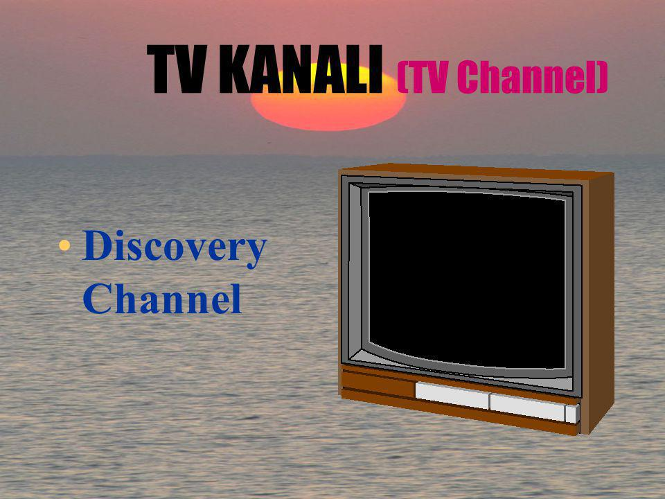 TV KANALI (TV Channel) Discovery Channel