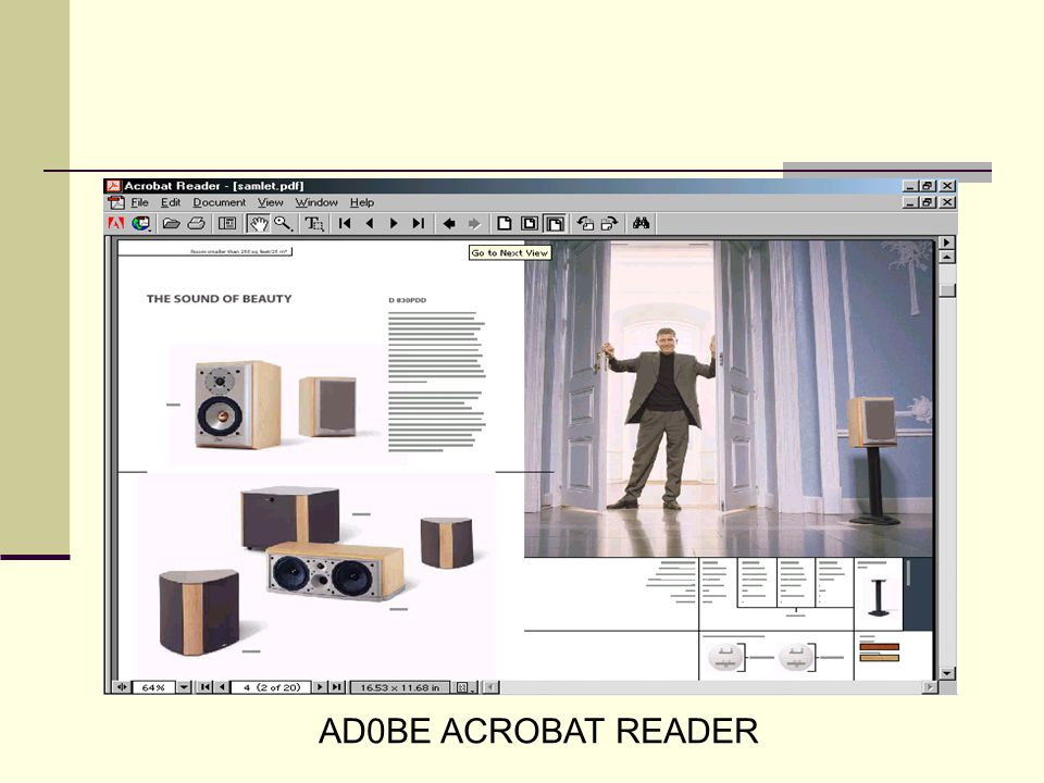 AD0BE ACROBAT READER
