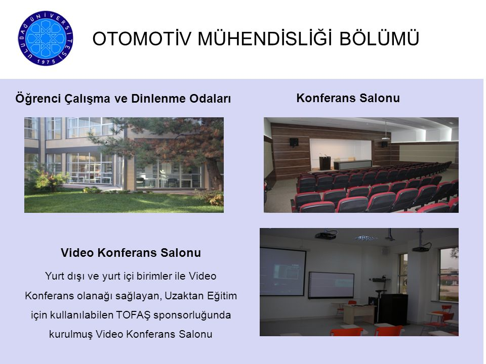 Video Konferans Salonu