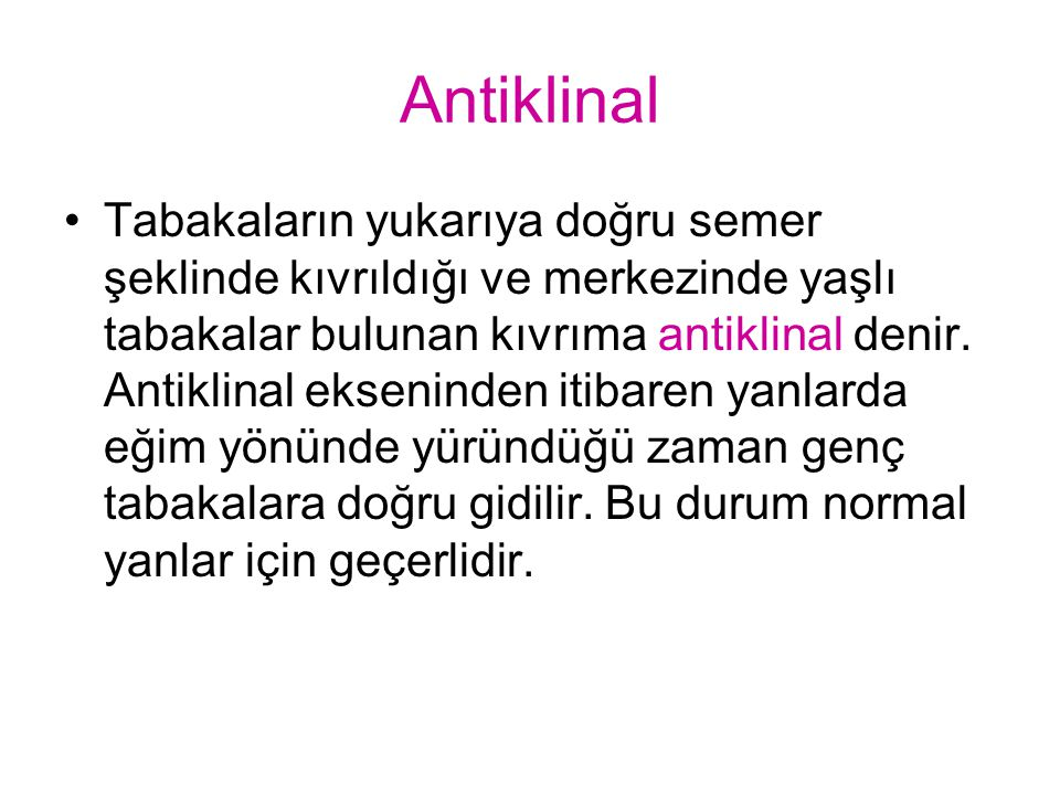 Antiklinal