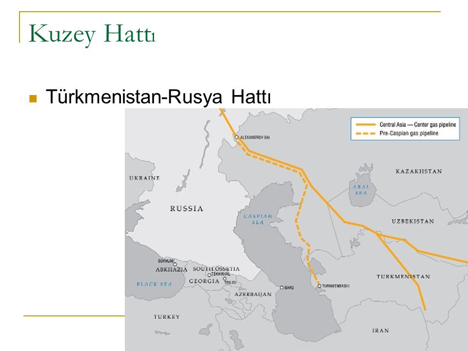Kuzey Hattı Türkmenistan-Rusya Hattı
