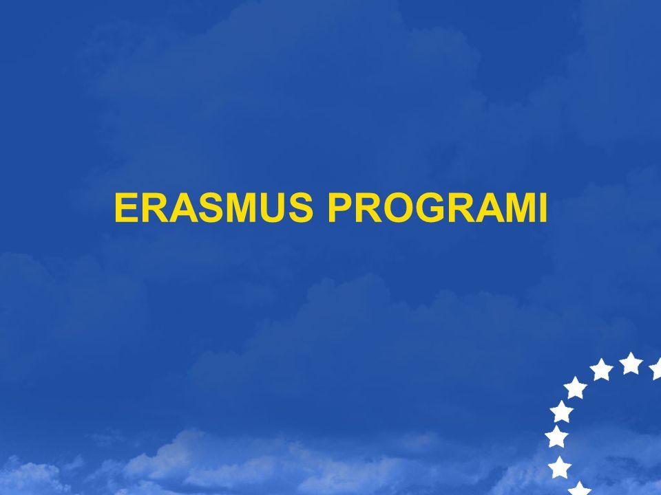 ERASMUS PROGRAMI