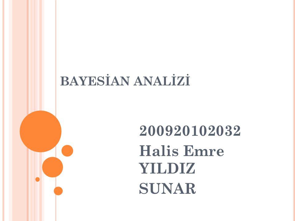 200920102032 Halis Emre YILDIZ SUNAR