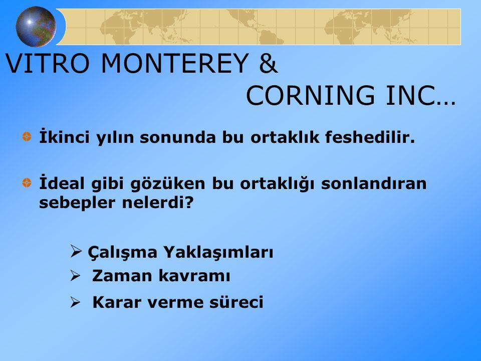VITRO MONTEREY & CORNING INC…