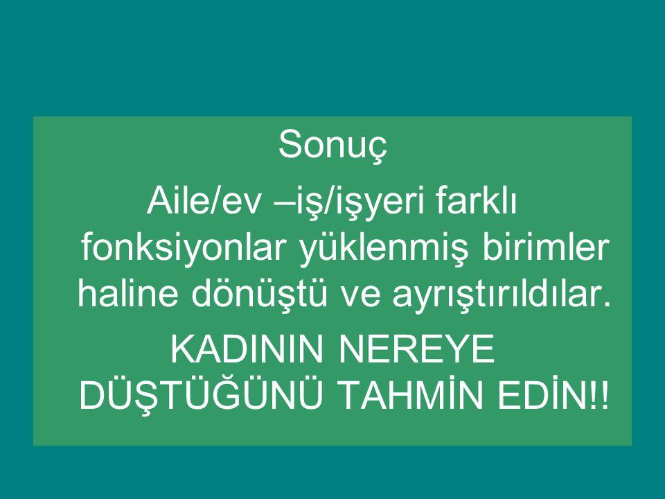KADININ NEREYE DÜŞTÜĞÜNÜ TAHMİN EDİN!!