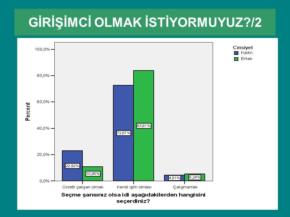 GİRİŞİMCİ OLMAK İSTİYORMUYUZ /2