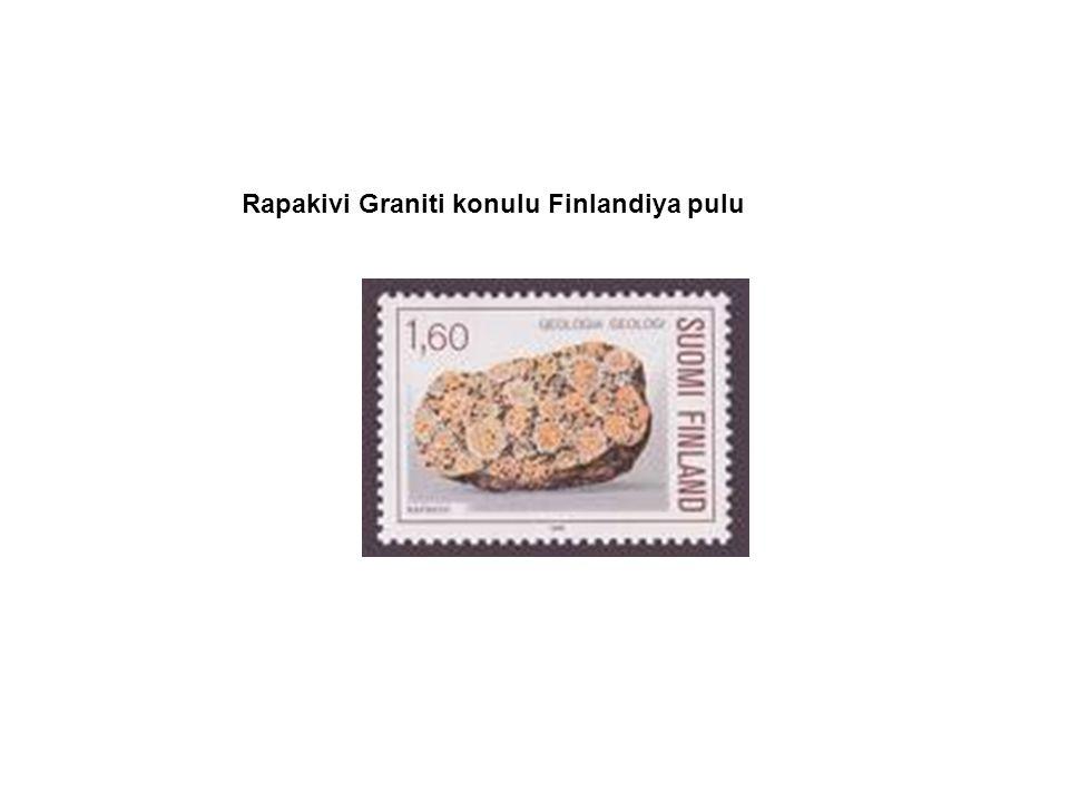 Rapakivi Graniti konulu Finlandiya pulu