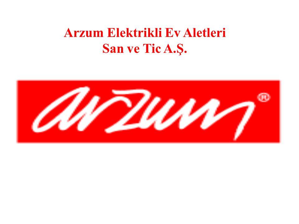 Arzum Elektrikli Ev Aletleri San ve Tic A.Ş.