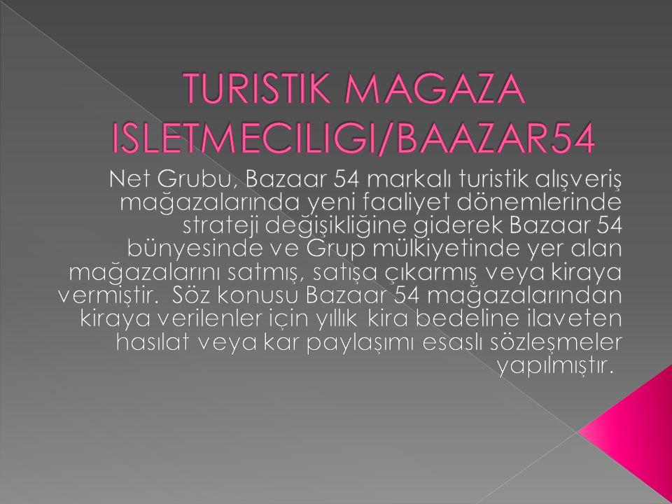 TURISTIK MAGAZA ISLETMECILIGI/BAAZAR54