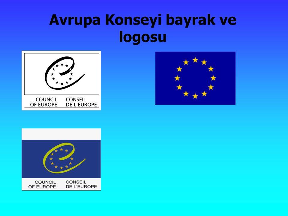 Avrupa Konseyi bayrak ve logosu