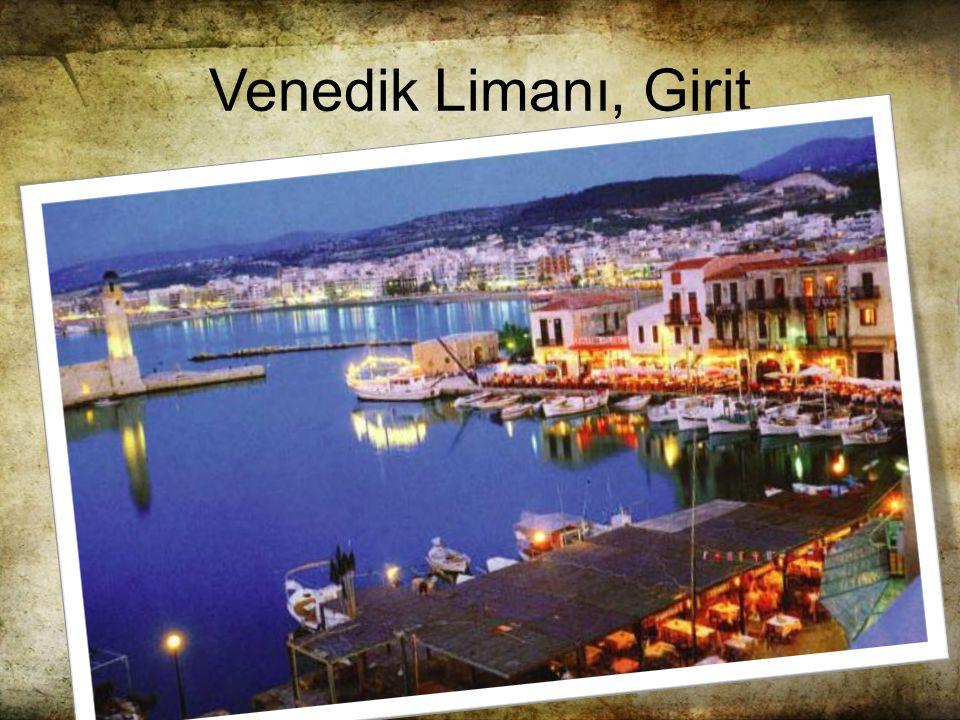 Venedik Limanı, Girit