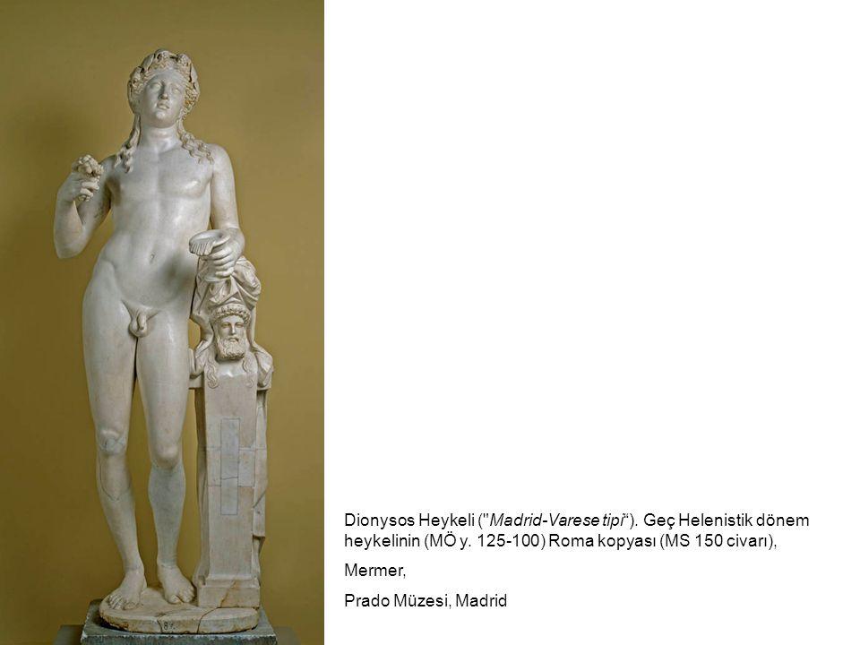 Dionysos Heykeli ( Madrid-Varese tipi )