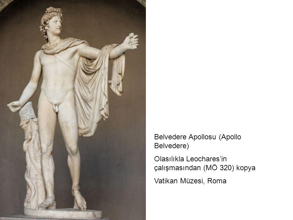 Belvedere Apollosu (Apollo Belvedere)